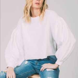 Sleeves Like These Free People Pullover
